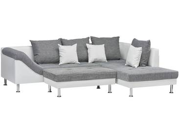 Ecksofa - 255 cm - 95 cm - 205 cm - Sconto