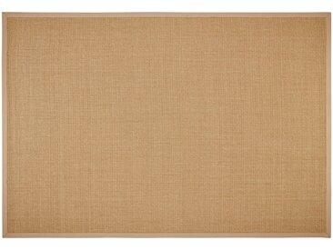 Sisal-Teppich  Salvador - braun - 100% Sisal, Sisal - 165 cm - Sconto