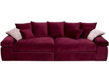 Big Sofa - rot - 304 cm - 90 cm - 140 cm - Sconto
