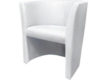 Cocktailsessel - weiß - 68 cm - 78 cm - 60 cm - Sconto