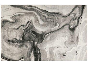 Kurzflorteppich - Synthethische Fasern, 100% Polypropylen - 133 cm - Sconto