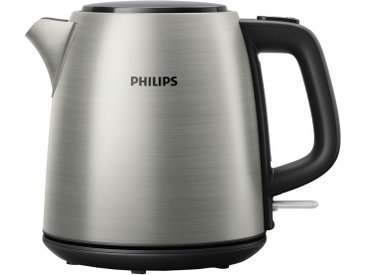 PHILIPS Wasserkocher  HD 9348/10 - silber - Edelstahl, Kunststoff - 25 cm - 20,5 cm - 18,5 cm - Sconto