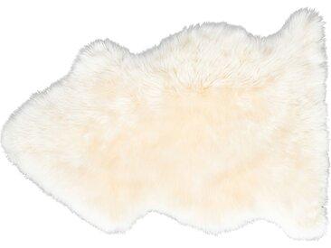 Lammfell - beige - Schaffell, 100% Lammfell - 73 cm - Sconto