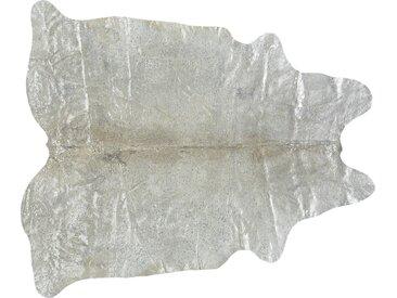 Rinderfell - Unikat - silber - Rinderfell, Rindsleder / Kuhhaut - Sconto