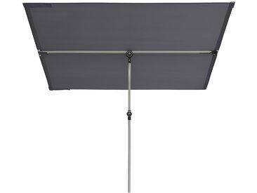 Balkonblende - grau - 180 cm - Sconto