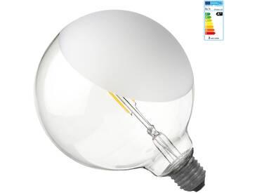 Flos - Globe Leuchtmittel LED für Lampadina, E27 2W, klar / matt