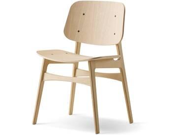 Fredericia Furniture Fredericia - Søborg Stuhl (Model 3050), Eiche natur