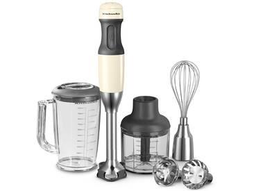 Kitchen Aid KitchenAid - Stabmixer mit 5 Geschwindigkeitsstufen, créme