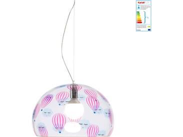 Kartell - FL/Y Kinderzimmerleuchte, transparent / Ballon