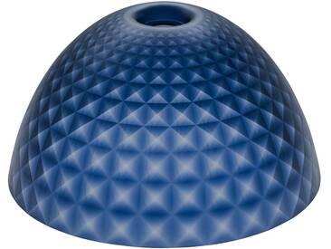 Koziol - Stella Silk Lampenschirm M, transparent tiefsamtblau