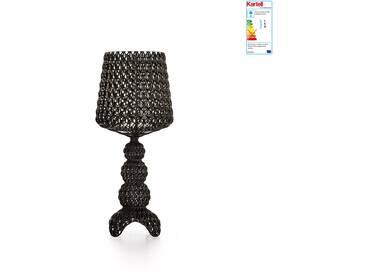 Kartell - Mini Kabuki LED-Tischleuchte, schwarz