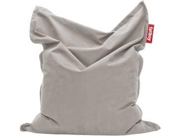 Fatboy - Original Sitzsack Stonewashed, silver grey