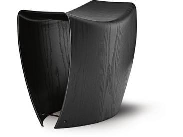 Fredericia Furniture Fredericia - Gallery Hocker, Esche schwarz