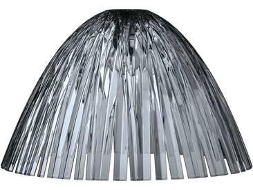 Koziol - Reed Lampenschirm, transparent anthrazit