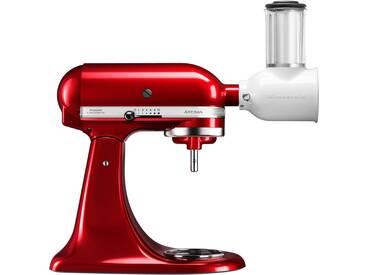 Kitchen Aid KitchenAid - Artisan Küchenmaschine 4.8 l, Veggi Set, empire rot