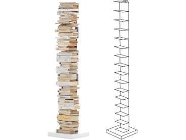 Opinion Ciatti - Ptolomeo Stand-Bücherregal PT215, weiß