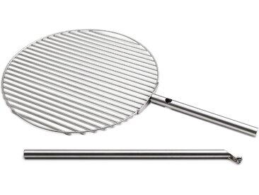 höfats - Triple Grillrost Ø 55 cm, Edelstahl