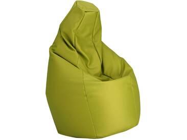 Zanotta - Sacco Medium, VIP grün