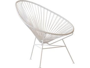 OK Design - The Acapulco Chair, weiß