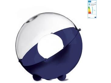 Koziol - Orion Bodenleuchte, blau / transparent