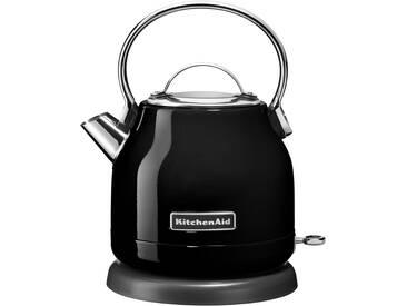 Kitchen Aid KitchenAid - Wasserkocher 1,25 l (5KEK1222), onyx schwarz