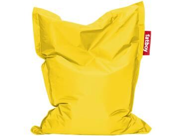 Fatboy - Junior Sitzsack, gelb