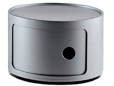 Kartell - Componibili 4953, silber