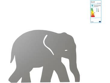ferm Living - Elefant Wandleuchte, warm grey