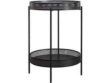 OK Design - Ami Beistelltisch, Ø 40 x H 59,5 cm, schwarz