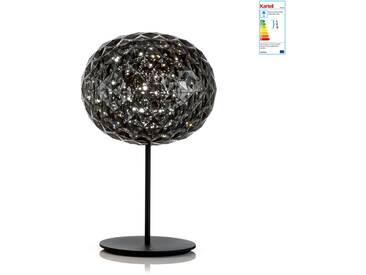 Kartell - Planet LED Tischleuchte mit Dimmer, grau