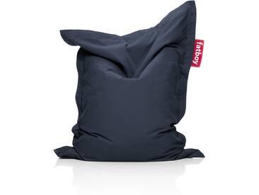 Fatboy - Junior Sitzsack Stonewashed, dark blue