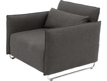 SOFTLINE A/S Softline - Cord Schlafsessel, Vision dunkelgrau (439)