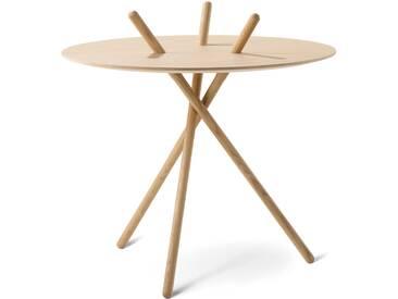 Fredericia Furniture Fredericia - Micado Beistelltisch, Eiche lackiert