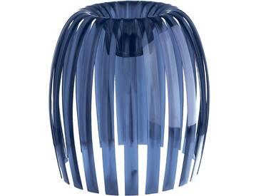 Koziol - Josephine Lampenschirm XL, transparent tiefsamtblau