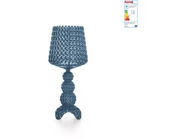Kartell - Mini Kabuki LED-Tischleuchte, blau