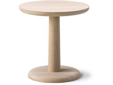 Fredericia Furniture Fredericia - Pon Sofatisch H 46.5 cm, Eiche geölt