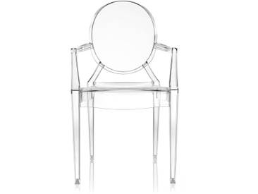 Kartell Louis Ghost Transparent