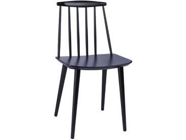 Hay J77 Chair Stuhl Schwarz