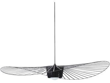 Petite Friture Vertigo Pendelleuchte 140cm Schwarz