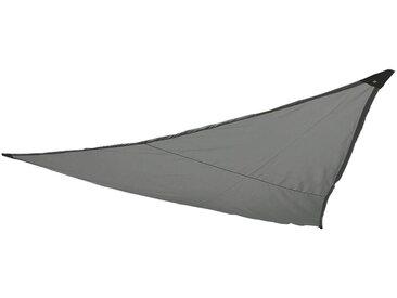 Sonnensegel Triangle, dreieckig, L:3m, hellgrau