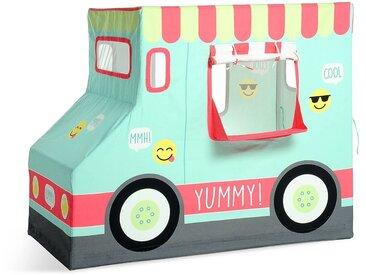Spielezelt Truck, 127x62x97cm, bunt