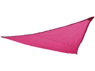 Sonnensegel Triangle, L:3m x B:3m, rosa