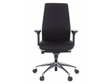 Bürostuhl / Chefsessel SKAVE 200 schwarz hjh OFFICE