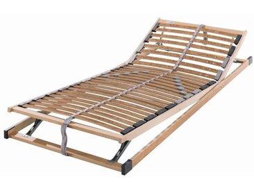 f.a.n. Comfort Plus KF Kopf und Fuß verstellbarer Federholzrahmen 90 x 190 cm