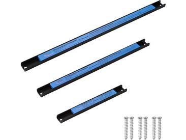 3 Magnetleisten Werkzeughalter verschiedene Längen von tectake