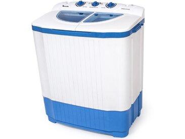 Mini-Waschmaschine 4,5 kg mit Wäscheschleuder 3,5 kg von tectake
