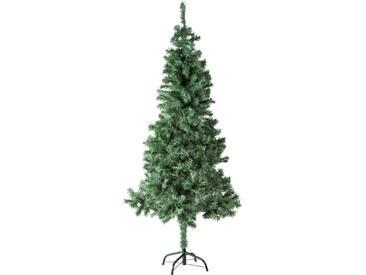 Künstlicher Weihnachtsbaum 180 cm 533 Spitzen grün von tectake
