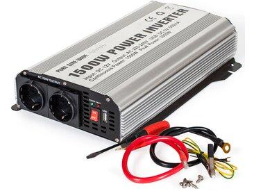 Sinus Spannungswandler 12V auf 230V 1500W 3000W von tectake