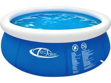 Swimming Pool rund von tectake