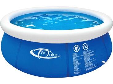 Swimming Pool rund Ø 240 x 63 cm von tectake